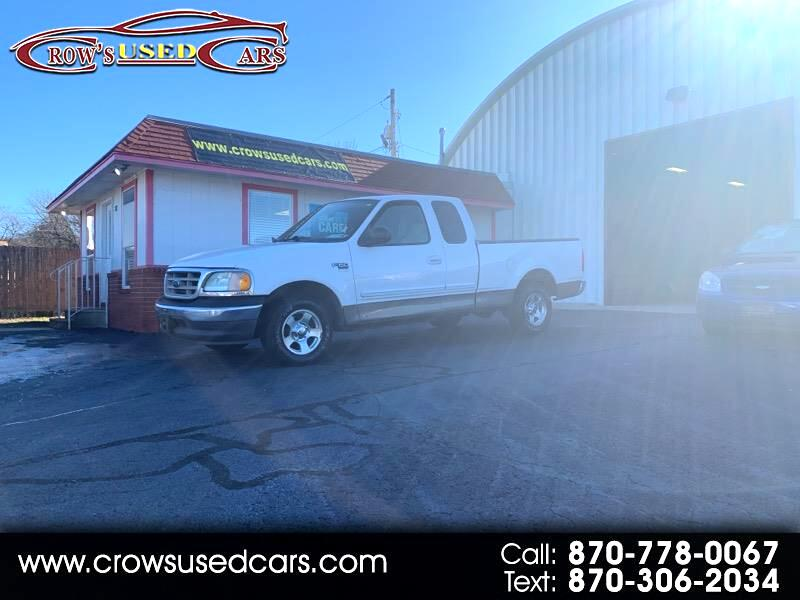 2003 Ford F-150 2WD Supercab 133