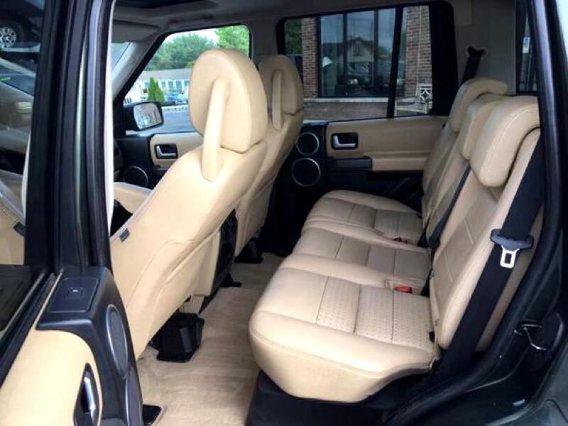 2007 Land Rover LR3 SE V6