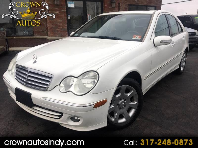2006 Mercedes-Benz C-Class C280 Luxury Sedan