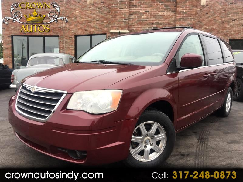 2008 Chrysler Town & Country 4dr Touring FWD