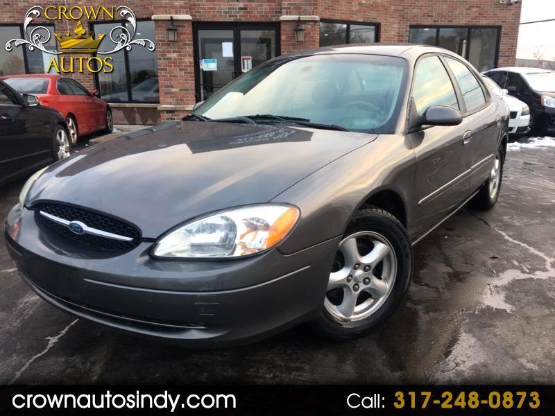 2002 Ford Taurus 4dr Sdn SE FWD