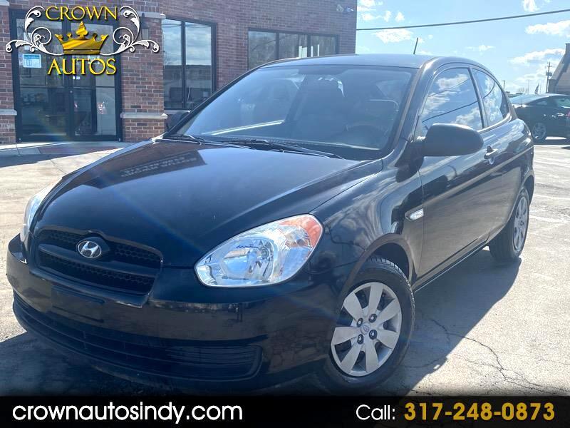 Hyundai Accent GS 3-Door 2008