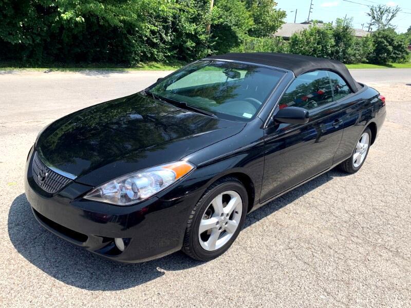 2006 Toyota Camry Solara SLE Convertible