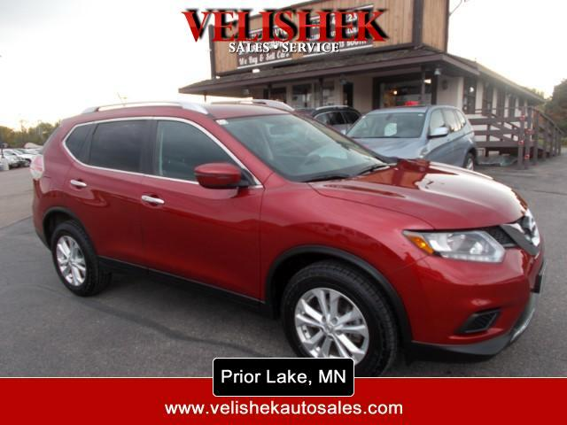 2016 Nissan Rogue AWD 4dr SV