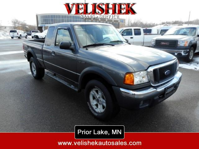 2005 Ford Ranger SUPERCAB 4-DOOR 4WD