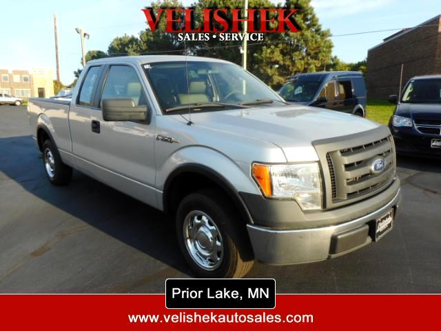 2010 Ford F-150 XL SuperCab 2WD