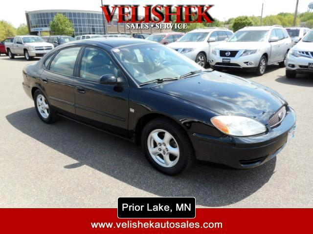 2004 Ford Taurus 4dr Sdn SES Duratec