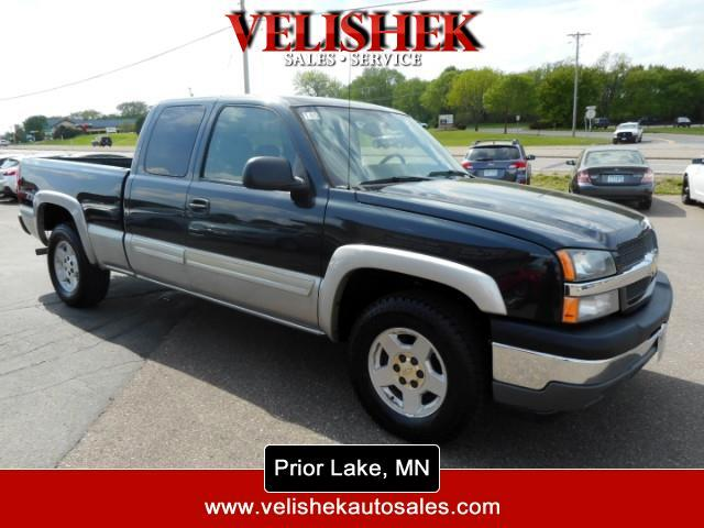 2005 Chevrolet Silverado 1500 Ext. Cab Short Bed 4WD