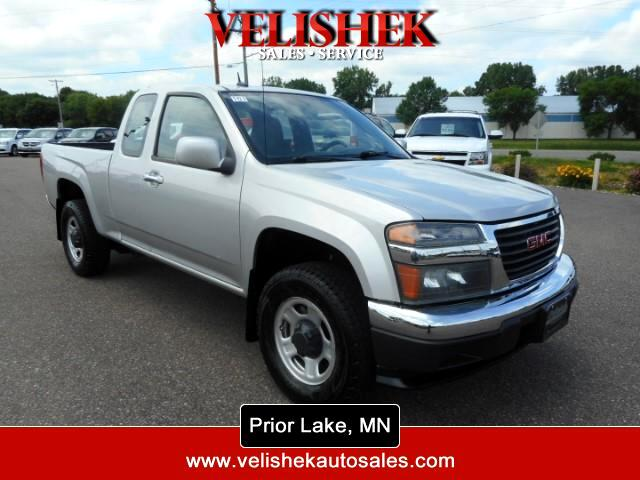 2010 GMC Canyon Work Truck Ext. Cab 4WD