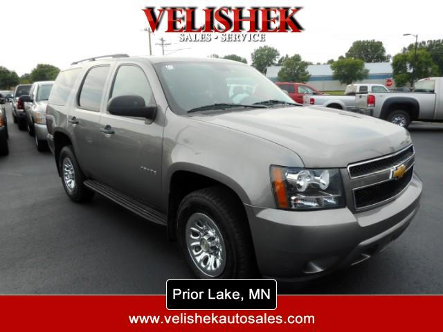 2012 Chevrolet Tahoe 1500 4dr 4WD