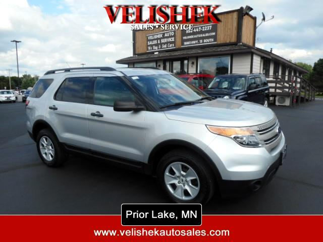 2013 Ford Explorer Base 4WD