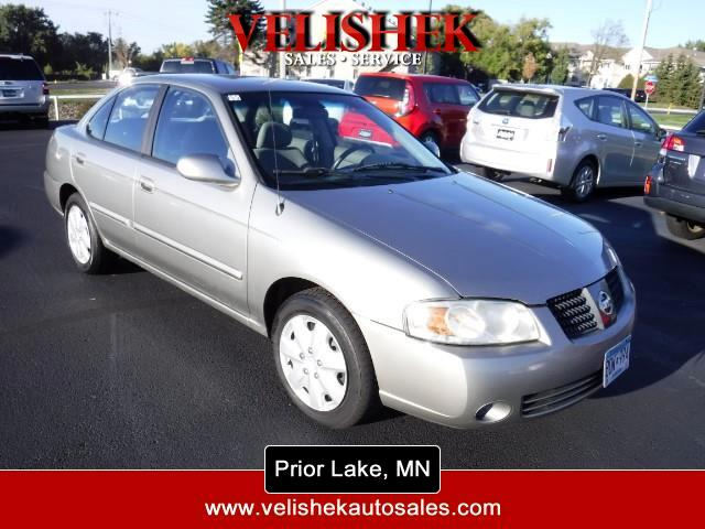 Used 2004 Nissan Sentra For Sale In Prior Lake Mn 55372 Velishek