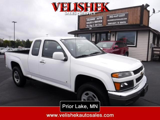 2009 Chevrolet Colorado 4WD Ext Cab Truck