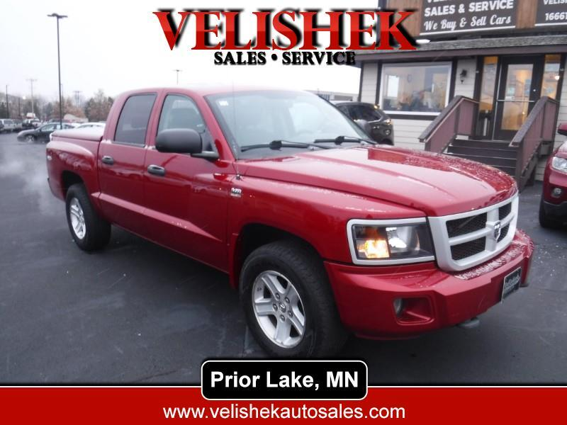 2009 Dodge Dakota SXT Crew Cab 4WD