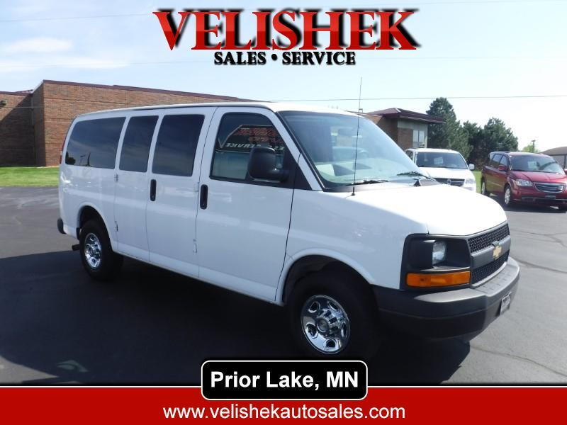 2013 Chevrolet Express LS 3500