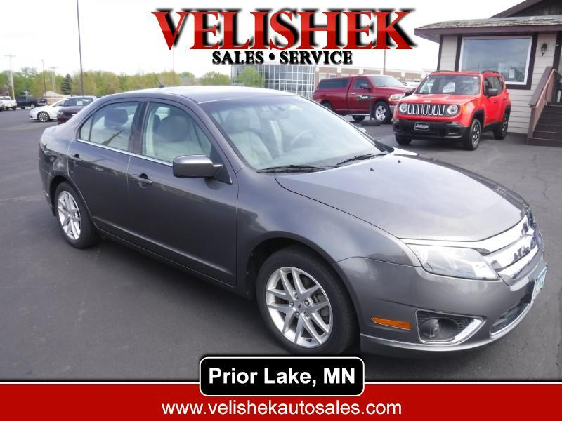 2011 Ford Fusion V6 SEL