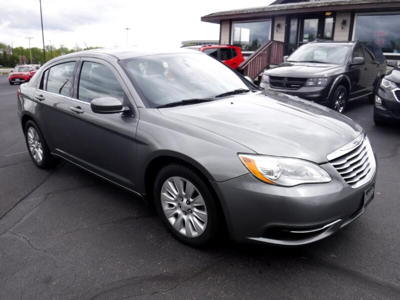 Chrysler 200 LX 2013