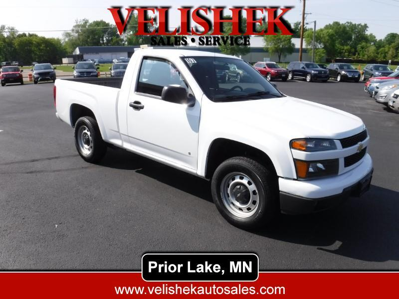 2009 Chevrolet Colorado Work Truck 2WD