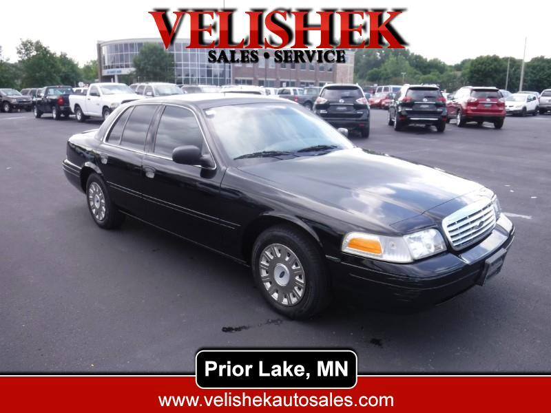 Ford Crown Victoria Standard 2006