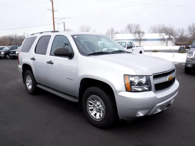 Chevrolet Tahoe 1500 4dr 4WD 2012