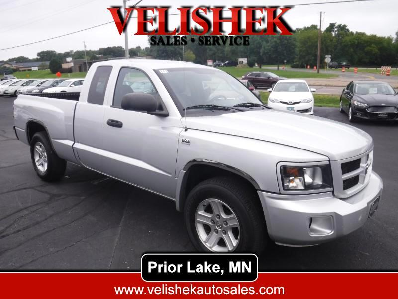 2011 Dodge Dakota SLT 2WD