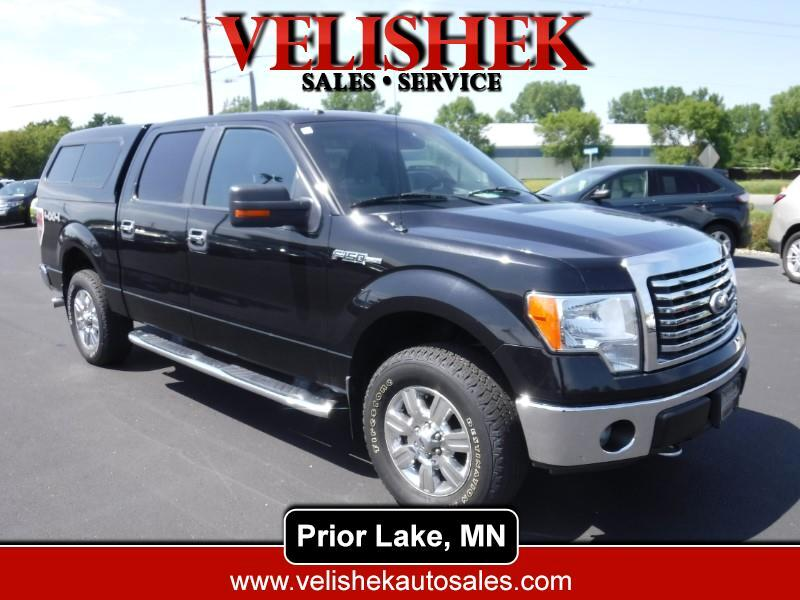 Ford F-150 XLT 4WD SuperCrew 5.5' Box 2011