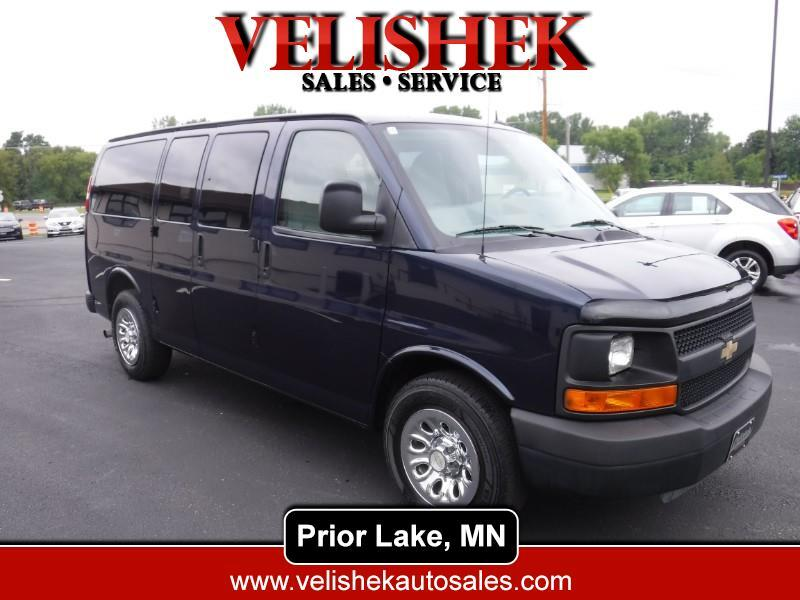 2011 Chevrolet Express 1500 LS