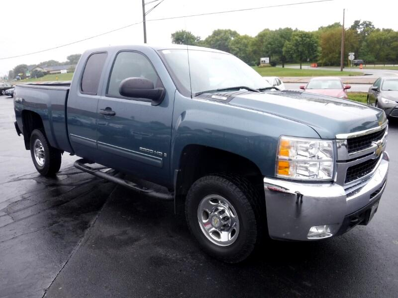 Chevrolet Silverado 2500HD LT1 Ext. Cab Std. Box 4WD 2009