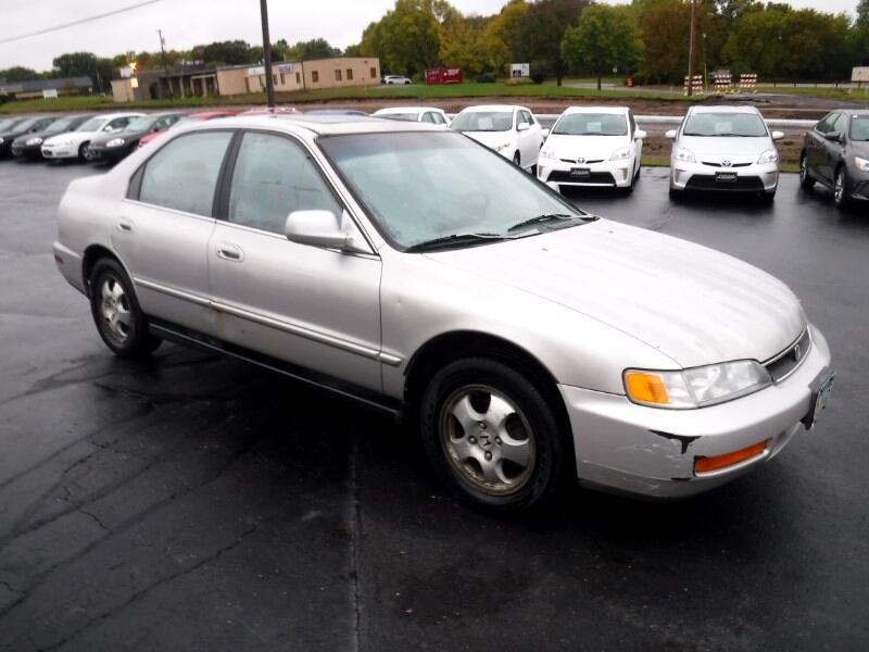 1997 Honda Accord Base