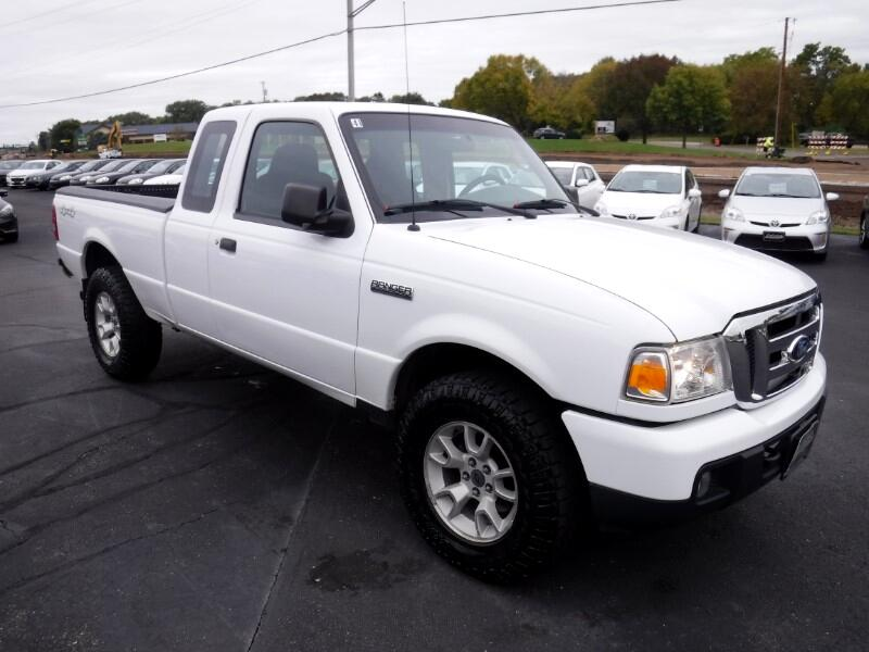 2007 Ford Ranger Super Cab 4-Door 4WD