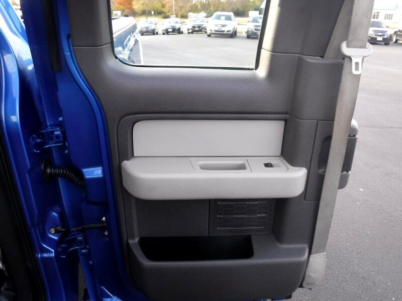 Ford F-150 XL SuperCab 6.5-ft. Bed 2WD 2010
