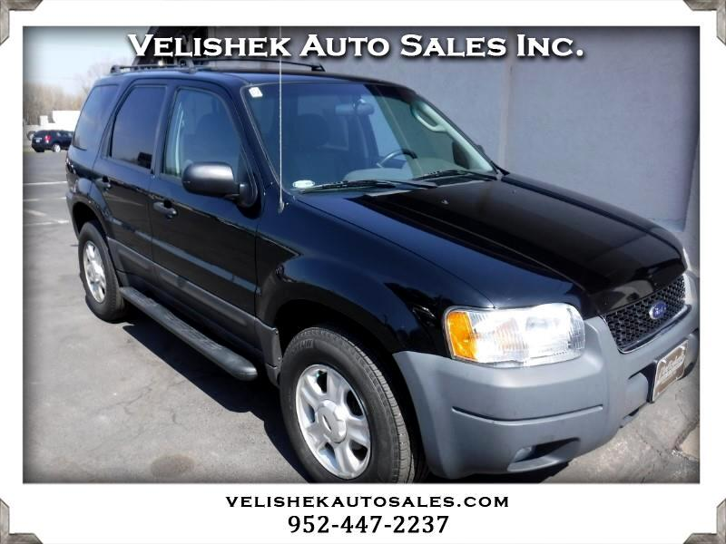 Ford Escape FWD 4dr V6 Auto XLT 2003