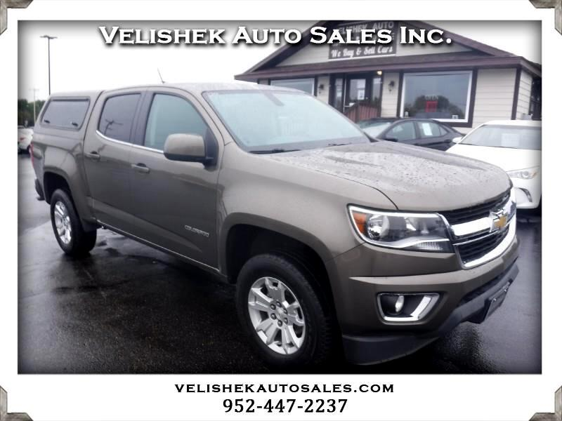 Chevrolet Colorado LT Crew Cab 4WD Short Box 2015