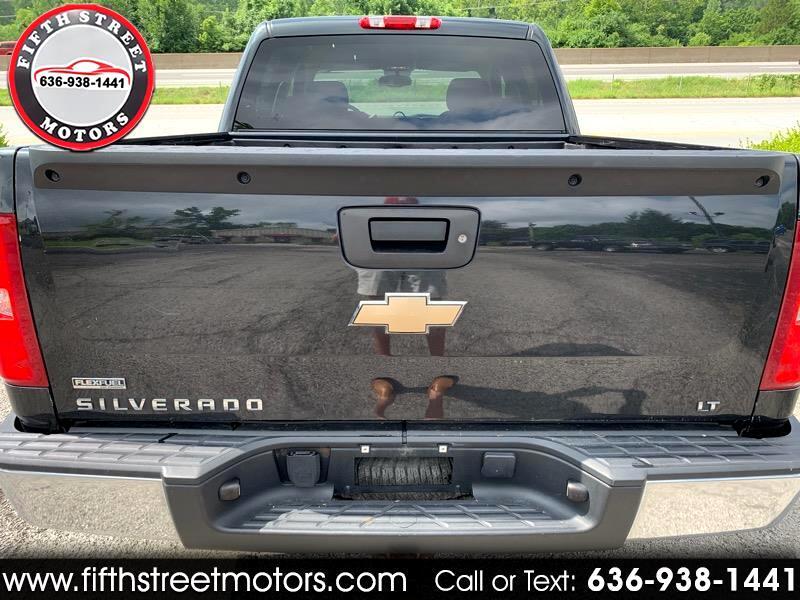2009 Chevrolet Silverado 1500 LT1 Crew Cab 4WD