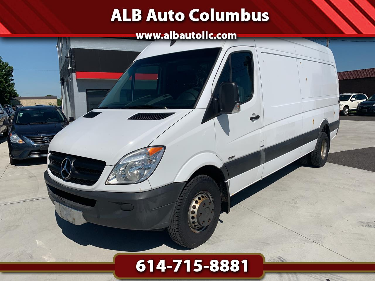 Mercedes-Benz Sprinter 3500 2012