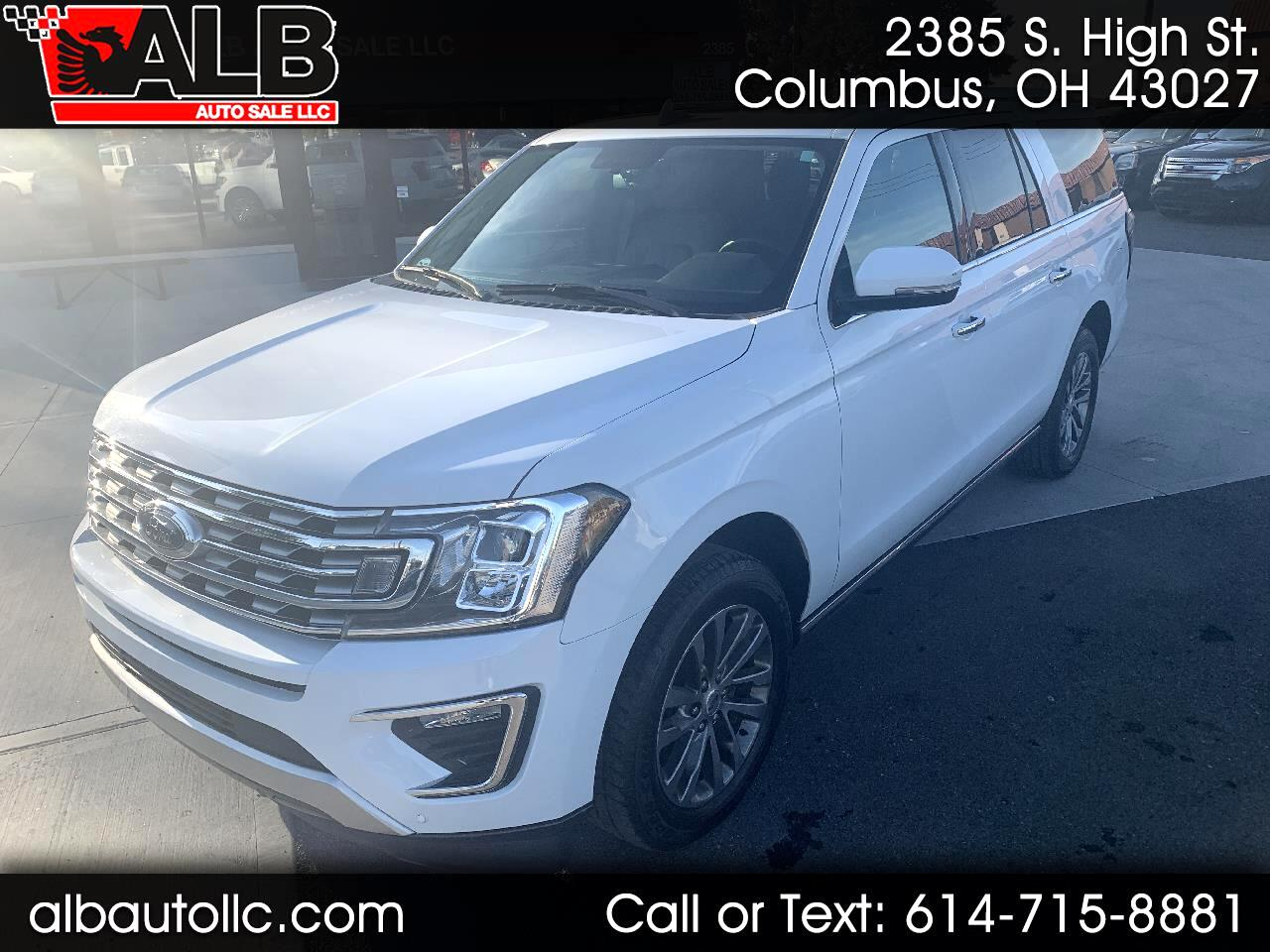 2018 Ford Expedition MAX Limited 2WD