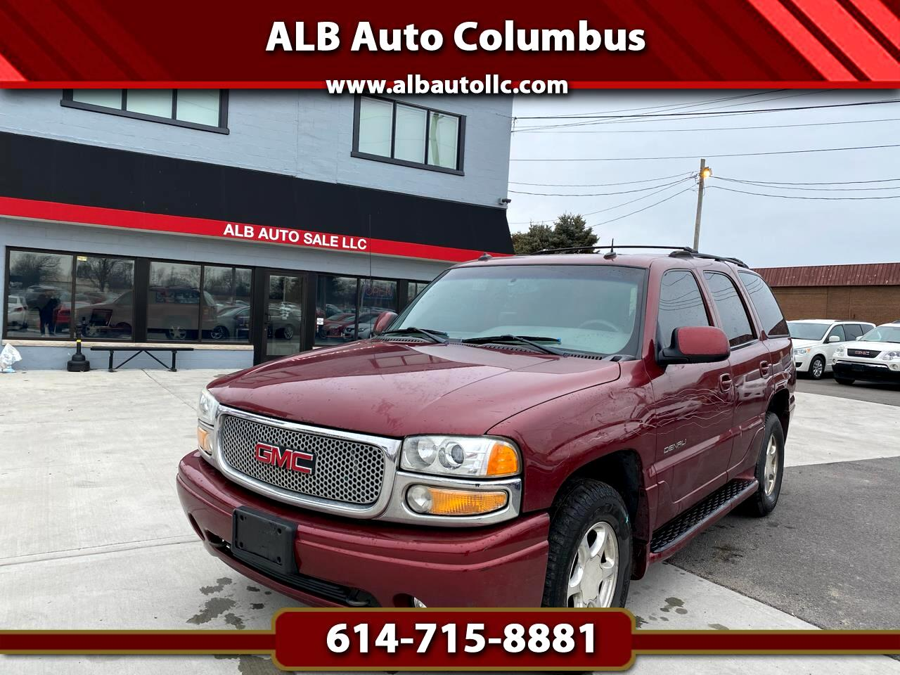 GMC Yukon Denali Base 2003