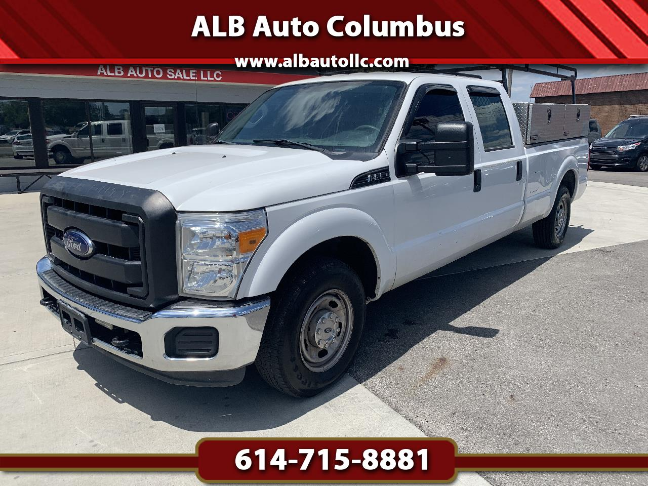 Ford F-250 SD King Ranch Crew Cab Long Bed 2WD 2014