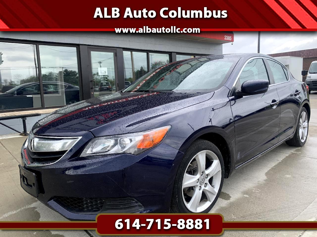 Acura ILX 5-Spd AT 2014