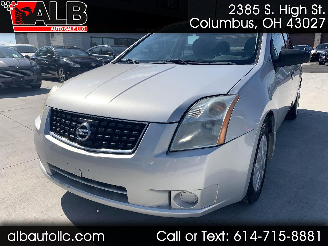 Nissan Columbus Ohio >> Used 2009 Nissan Sentra For Sale In Columbus Oh 43027 Alb