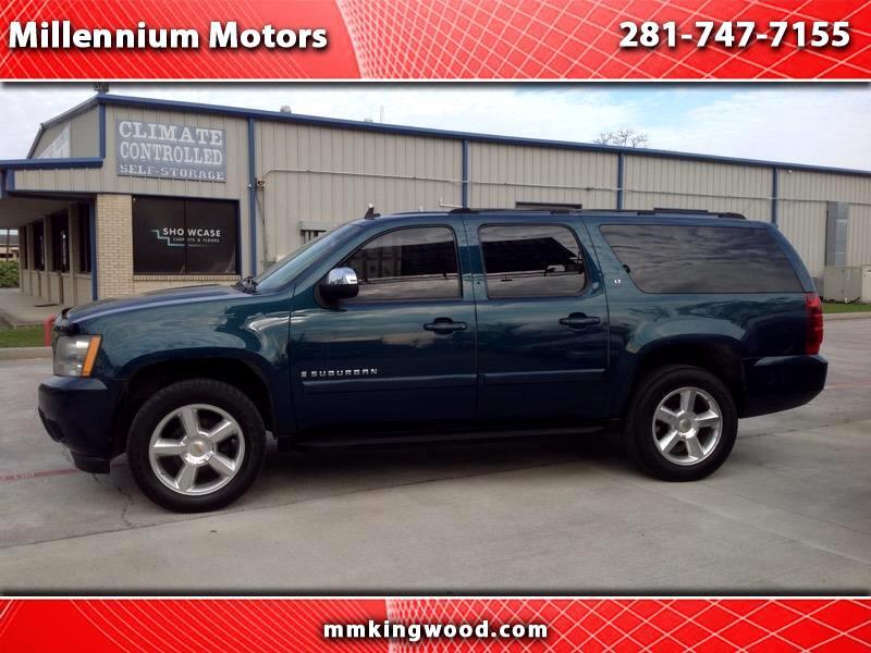 2007 Chevrolet Suburban 1500 2WD