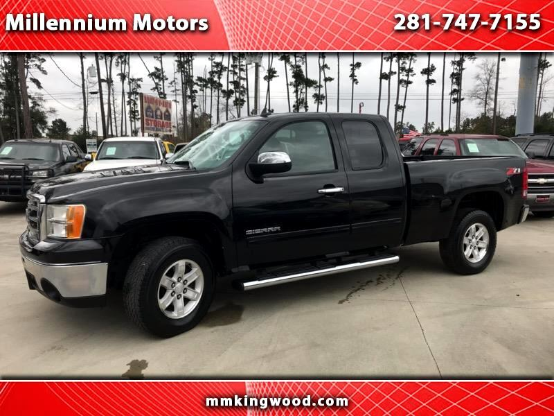 2011 GMC Sierra 1500 SLE Ext. Cab Short Bed 2WD