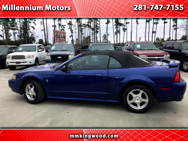 2003 Ford Mustang 2dr Conv