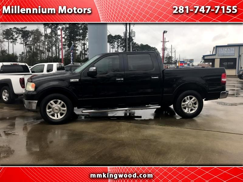 """2006 Ford F-150 2WD SuperCab 145"""" Lariat"""