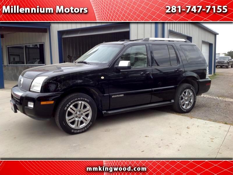 2007 Mercury Mountaineer Premier 4.6L 2WD