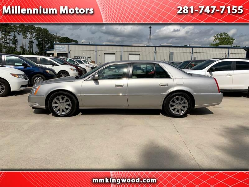 2007 Cadillac DTS  for sale VIN: 1G6KD57YX7U143517