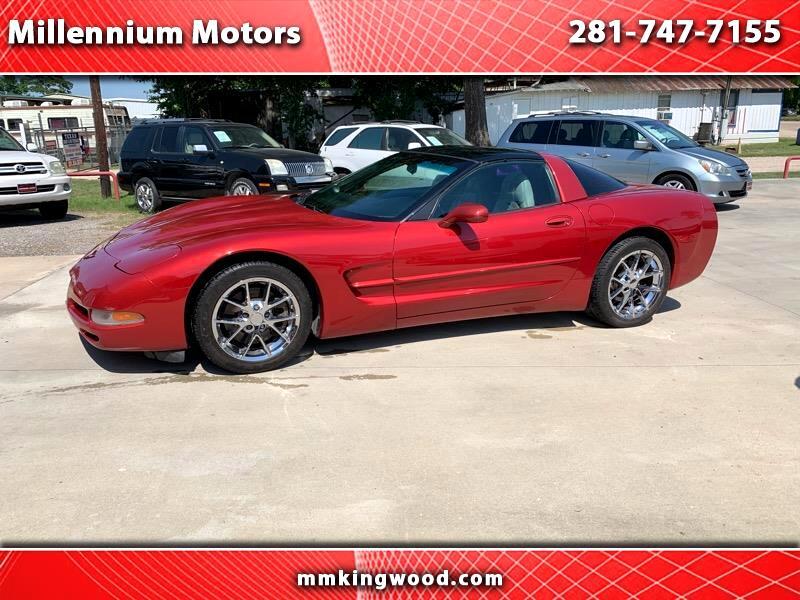 1997 Chevrolet Corvette 1LT Coupe Automatic