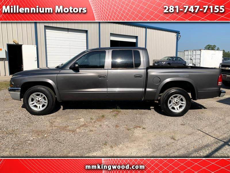 2003 Dodge Dakota SLT Quad Cab 2WD