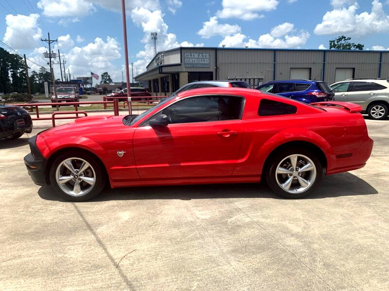 Ford Mustang GT Coupe 2009