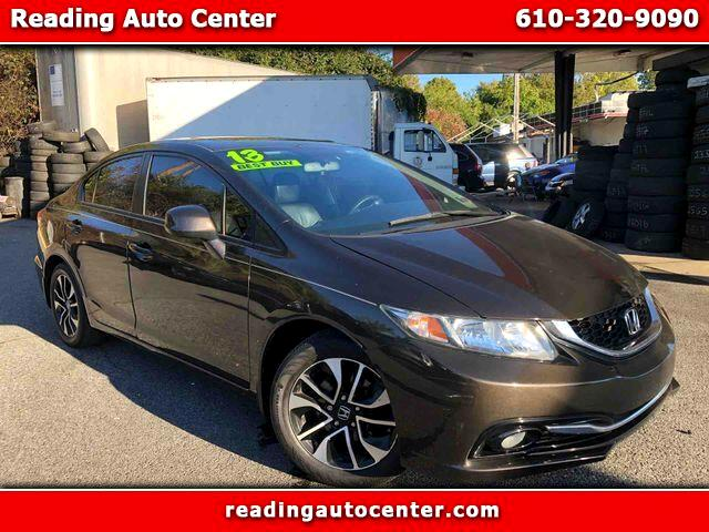 2013 Honda Civic EX-L Sedan 4D